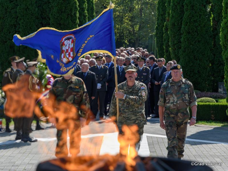 LokalnaHrvatska.hr Vukovar Obiljezena 26. godisnjica ustrojavanja 204. vukovarske brigade