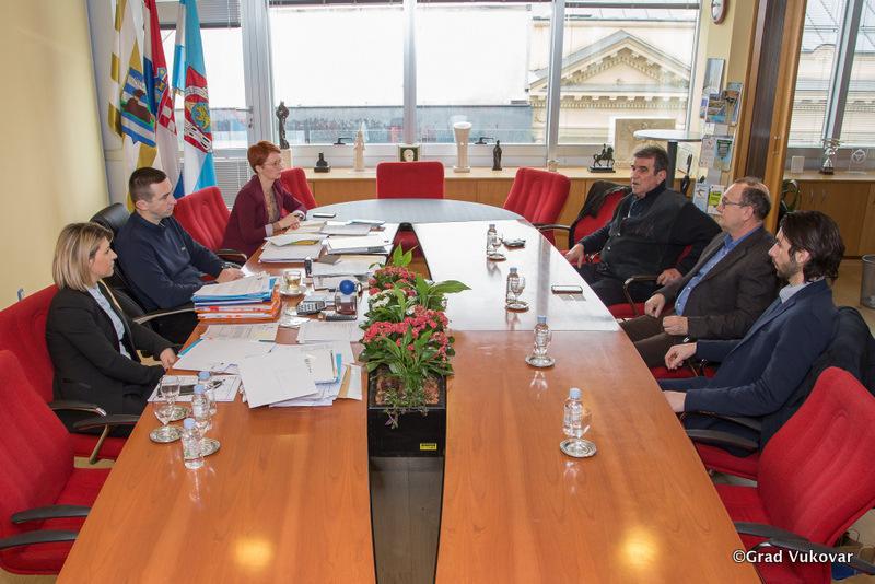 LokalnaHrvatska.hr Vukovar Talijanski investitor zainteresiran za ulaganje u Vukovar